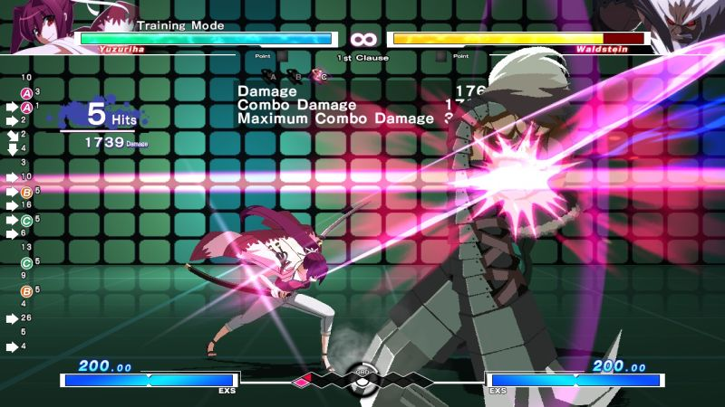 Under Night: In-Birth - Exe:Late Screenshot