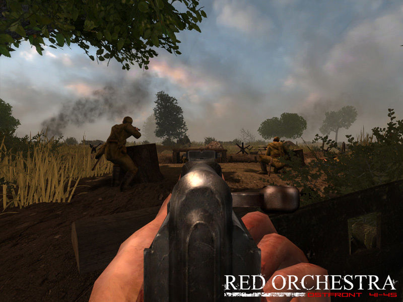 Just got the game and will not launch :: Red Orchestra ...