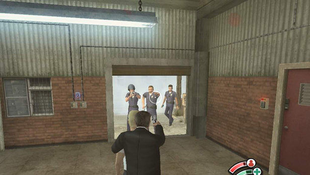 Reservoir Dogs Screenshot