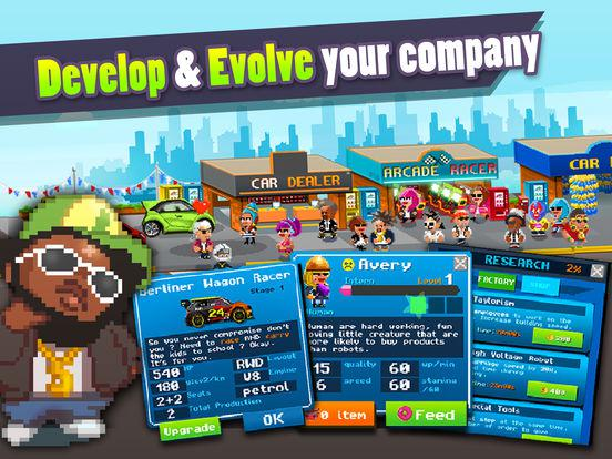 Motor World Car Factory 2018 Promotional Art Mobygames