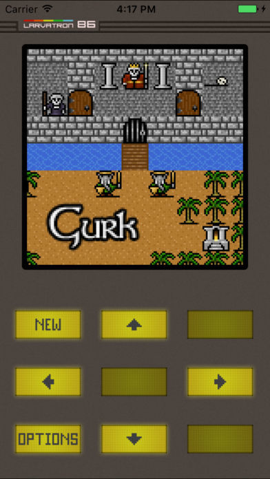 Gurk III: The 8-bit RPG Screenshot