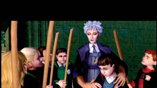 Harry Potter and the Sorcerer's Stone Screenshot