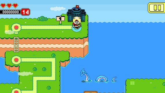 Neko Land Screenshot