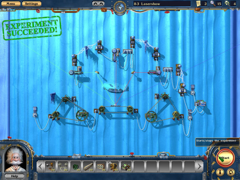 Crazy Machines 2 Screenshot