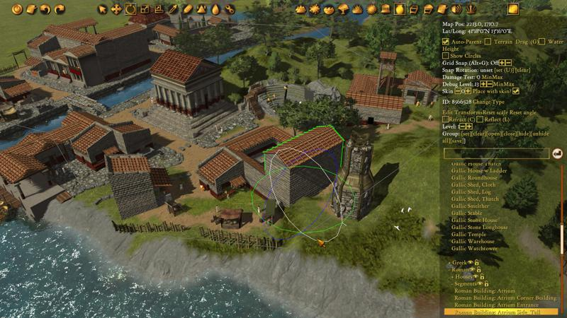 Hegemony III: Clash of the Ancients Screenshot