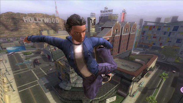 Tony Hawk's American Wasteland (Collector's Edition) Screenshot