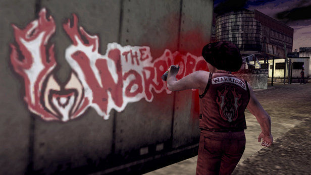 The Warriors Screenshot