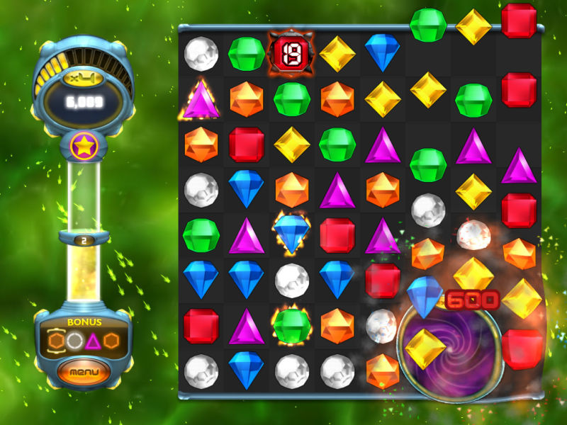 Bejeweled: Twist Screenshot