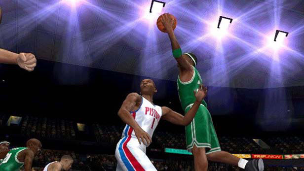 NBA 2K6 Screenshot