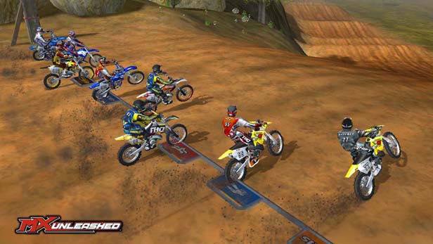 MX Unleashed Screenshot