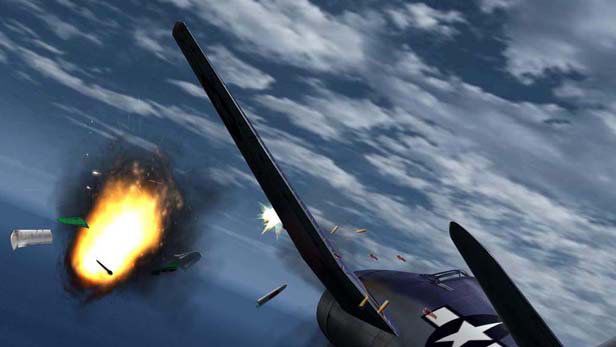 Heroes of the Pacific Screenshot