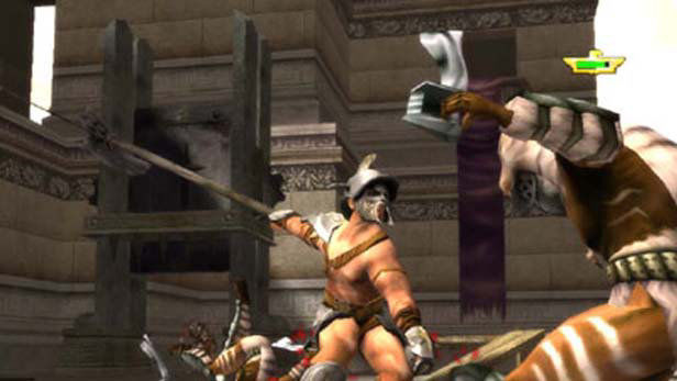 Gladiator: Sword of Vengeance Screenshot