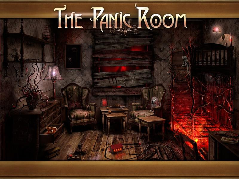 The Panic Room: Starter Pack (2018) promotional art - MobyGames
