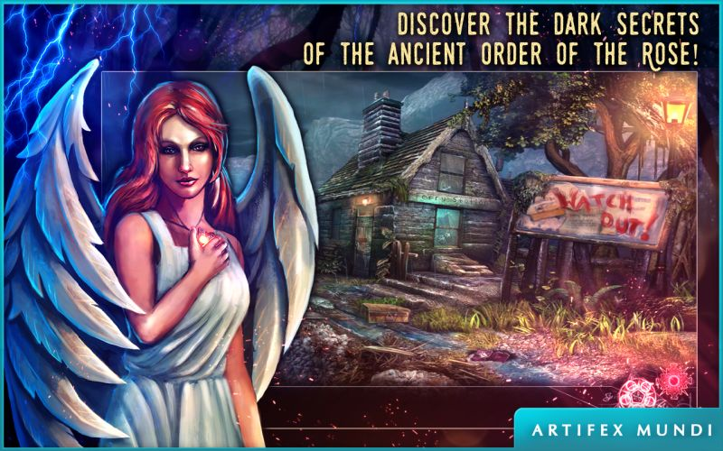 Dark Heritage: Guardians of Hope (Collector's Edition) Screenshot