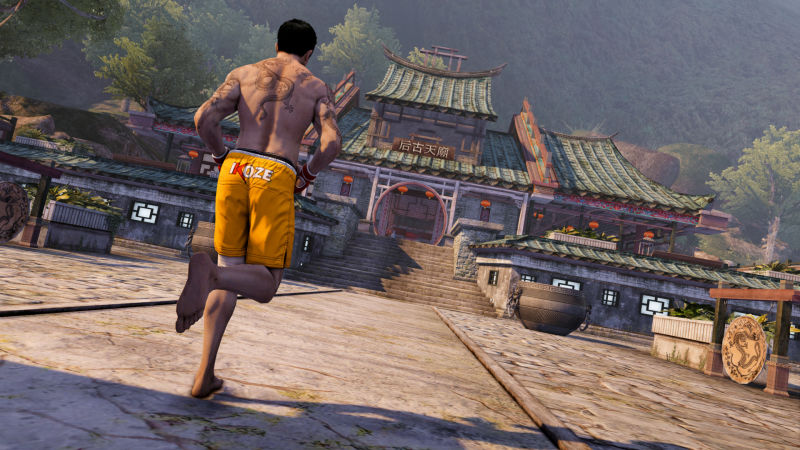 Sleeping Dogs: Definitive Edition Screenshot