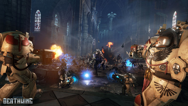 Space Hulk: Deathwing - Enhanced Edition Screenshot