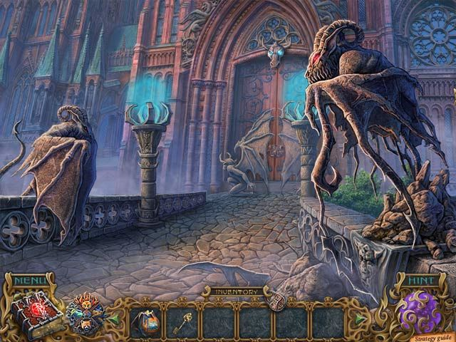 Spirits of Mystery: The Dark Minotaur (Collector's Edition) Screenshot