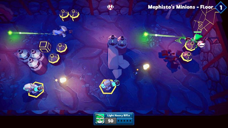 NoReload Heroes Screenshot