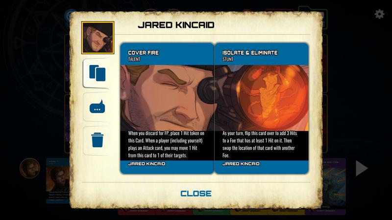 The Dresden Files: Cooperative Card Game - Dead Ends Screenshot