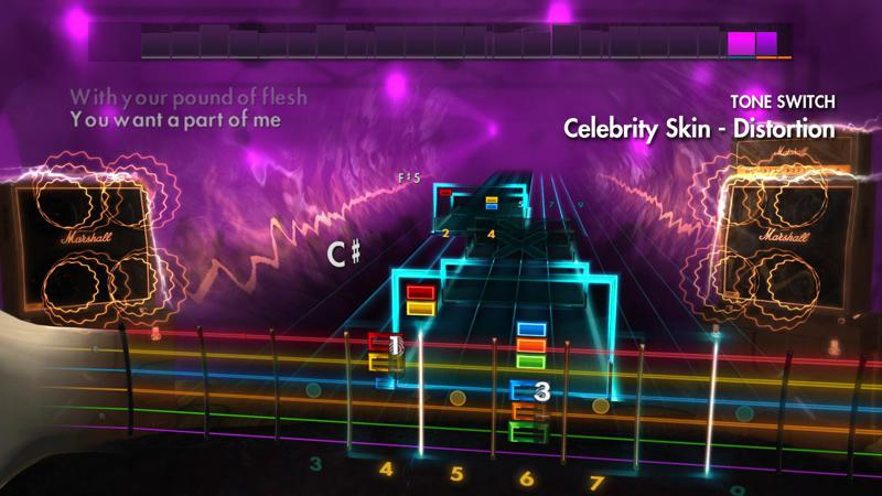 Rocksmith: All-new 2014 Edition - Hole: Celebrity Skin 2016 pc game Img-2
