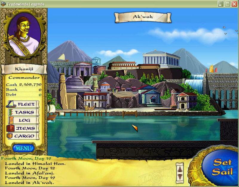Tradewinds Screenshot