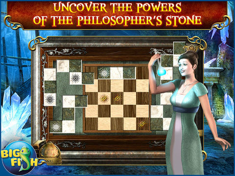 Mythic Wonders: The Philosopher's Stone (Collector's Edition) Screenshot