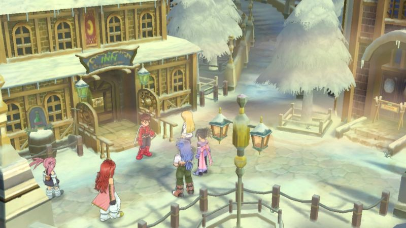 Tales of Symphonia Screenshot