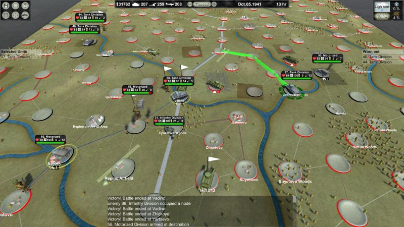 Panzer Doctrine Screenshot