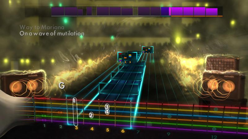 Rocksmith: All-new 2014 Edition - Pixies: Wave of Mutilation 2016 pc game Img-3
