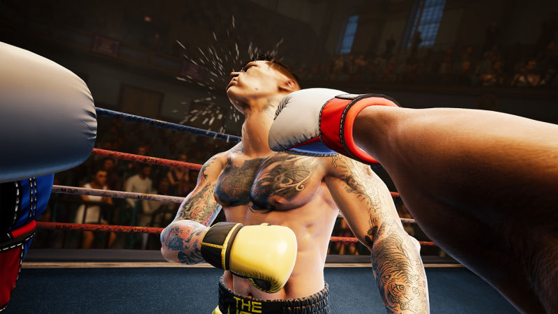 Creed: Rise to Glory Screenshot