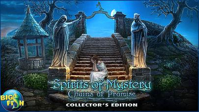 Spirits of Mystery: Chains of Promise (Collector's Edition) Screenshot