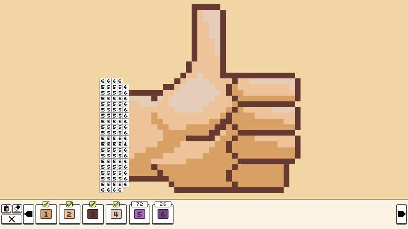 Coloring Pixels: Emoji Pack Screenshot