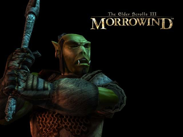The Elder Scrolls III: Morrowind Wallpaper