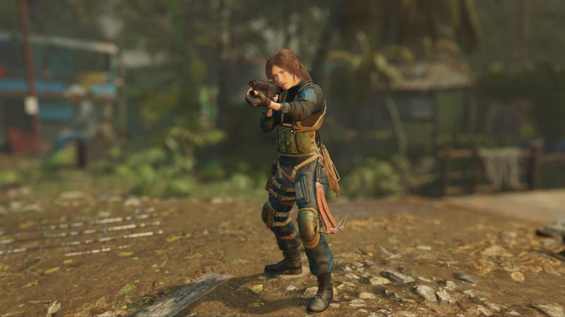 Shadow of the Tomb Raider: Spectre Gear Screenshot