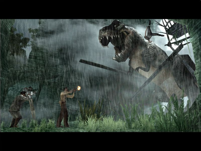Peter Jackson's King Kong: The Official Game of the Movie Screenshot