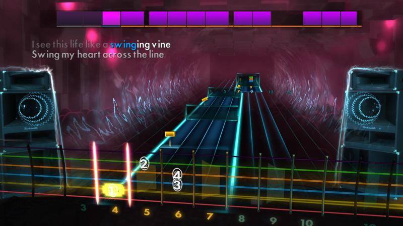 Rocksmith: All-new 2014 Edition - OneRepublic: Counting Stars Screenshot