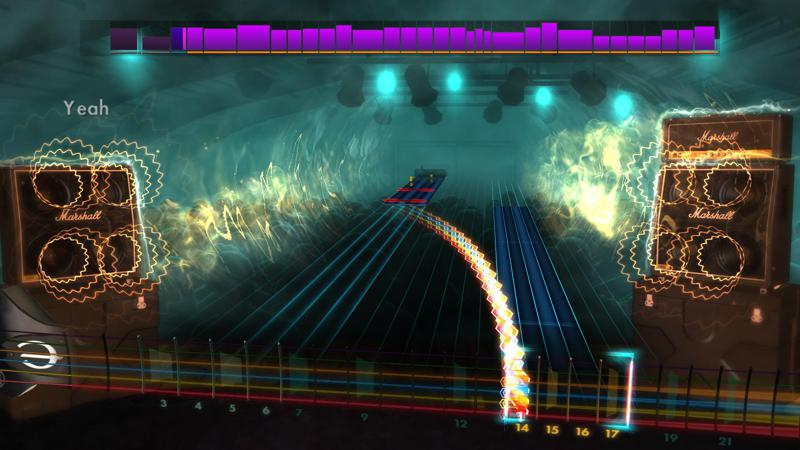 Rocksmith: All-new 2014 Edition - Variety Song Pack VII Screenshot