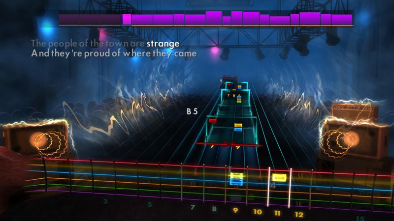 Rocksmith: All-new 2014 Edition - Yacht Rock Song Pack Screenshot