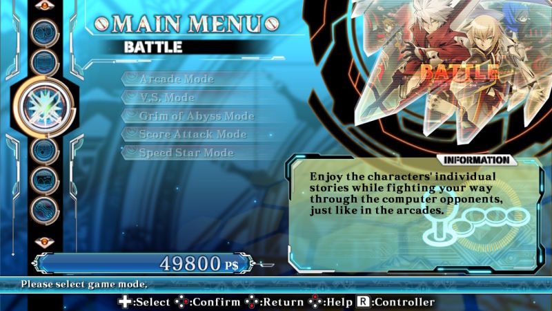 BlazBlue: Central Fiction (Special Edition) Screenshot