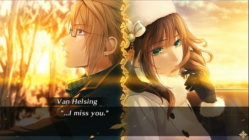 Code: Realize - Wintertide Miracles Screenshot