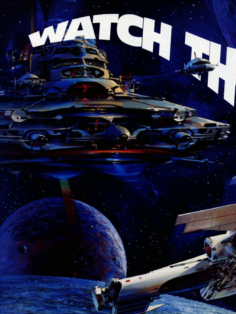 Starflight Magazine Advertisement