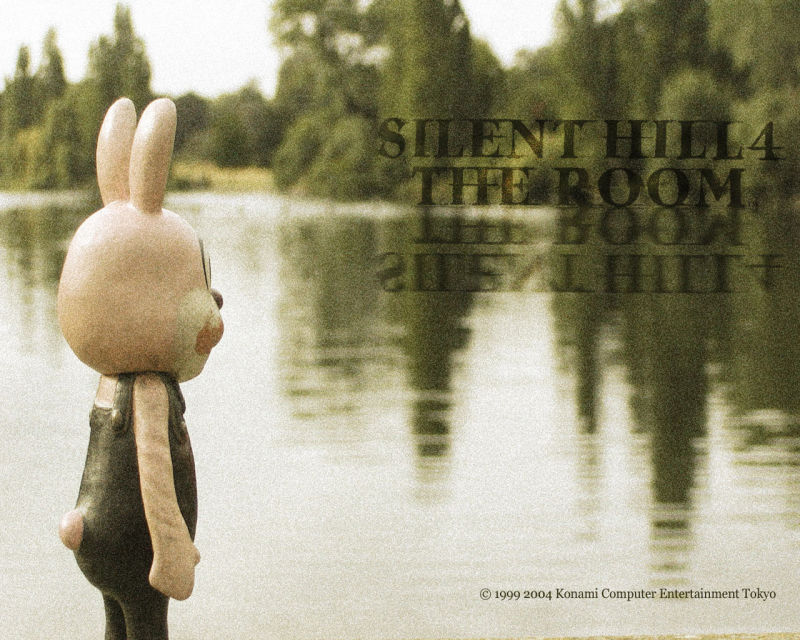 Silent Hill 4: The Room Wallpaper
