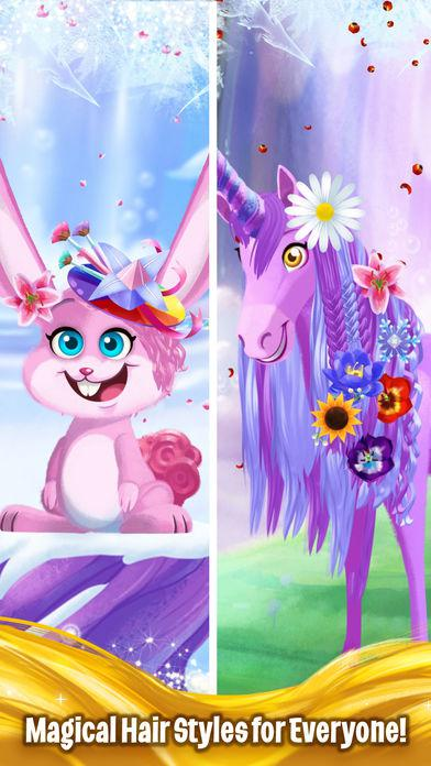 Barbie: Dreamtopia - Magical Hair Screenshot