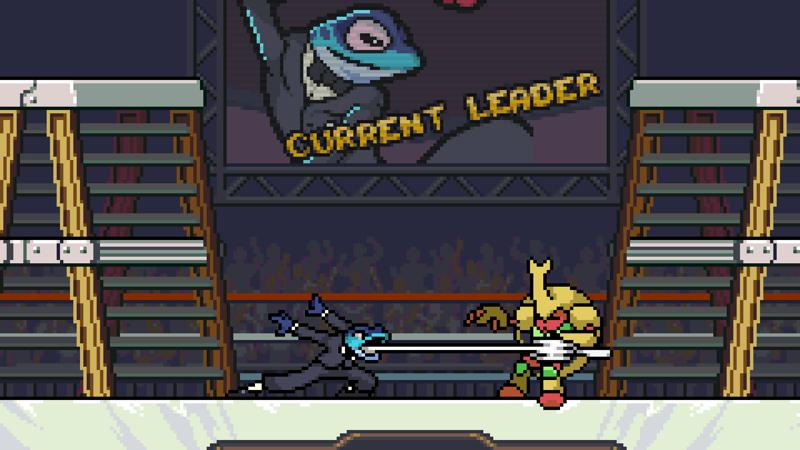 Rivals of Aether: Tuxedo Ranno Screenshot