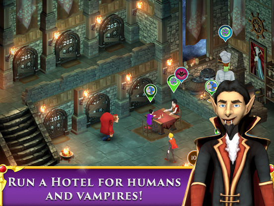 Hotel Dracula Screenshot