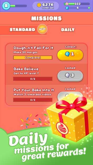 Merge Bakery Screenshot