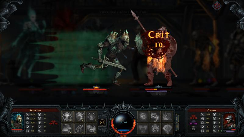Iratus: Lord of the Dead Screenshot