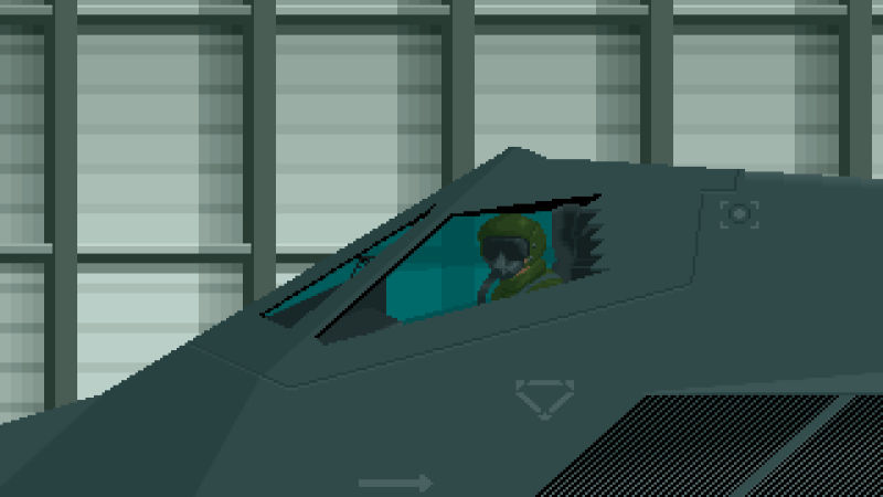 F-117A Nighthawk Stealth Fighter 2.0 Screenshot