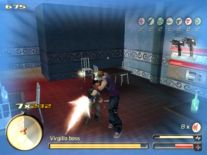 Total Overdose: A Gunslinger's Tale in Mexico Screenshot