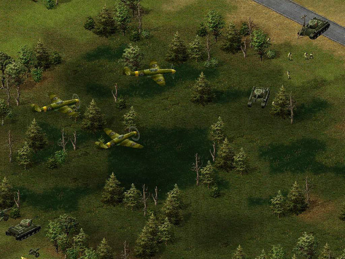 Blitzkrieg: Anthology Screenshot